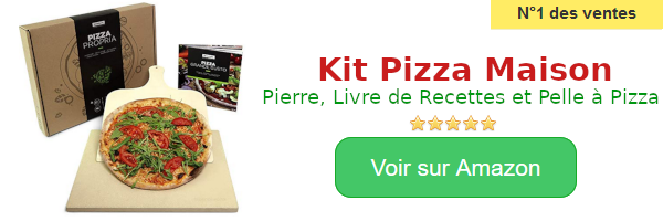 un kit pizza